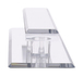 CRL LMPC5 Clear Acrylic Large Stick-On Mirror Pull