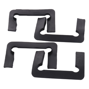 CRL P1NGASK Black Gasket Replacement Kit for Pinnacle Hinges