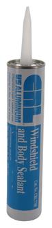 CRL RTV408C Clear RTV408 Neutral Cure Silicone - Cartridge