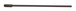CRL TRD146-XCP6 CRL 1.4 mm Tripple-Ripple Plated Diamond Drill - pack of 6