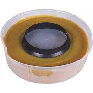 HERCULES 90241 Jumbo Johni-Ring Toilet Wax Ring with Horn