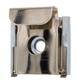 CRL 655KE Polished Chrome Plastic Lined Mirror Mounting Clips