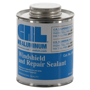 Black Pint Windshield and Repair Butyl Sealant