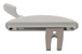 """Truth EP24015 White Finish 1-11/16"""" Multi-Point Latch Actuator"""