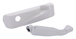 Truth EP27035 Encore Brite White, Left Hand Folding Handle and Cover