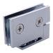 CRL FA50CH Chrome Surface Mount Cabinet Pivot Hinges