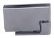 CRL FA50SC Satin Chrome Surface Mount Cabinet Pivot Hinges