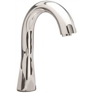 TOTO TEL153-D20E#CP Gooseneck EcoPower 0.35 GPM Electronic Touchless Sensor Bathroom Faucet in Polished Chrome