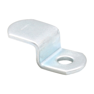 "CRL Z44 Zinc Plated Offset Mirror Clip for 1/4"" Glass"