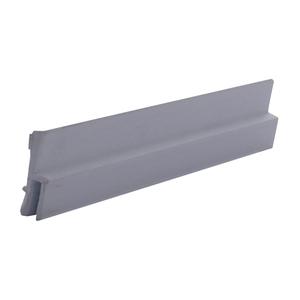 CRL PL15967 White Rigid Vinyl Lip Frame