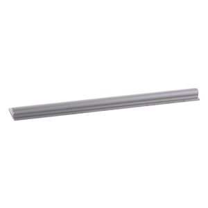 "CRL PLD1654 Aluminum 72"" Sliding Glass Door Replacement Rail"