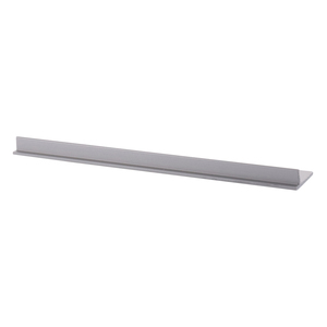 "CRL PLD1655 Aluminum 72"" Sliding Screen Door Rail"