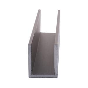 """CRL SDCD120RB Oil Rubbed Bronze 1/2"""" Fixed Panel Shower Door Deep U-Channel - 95"""""""