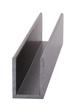 "CRL SDCD380RB Oil Rubbed Bronze 3/8"" Fixed Panel Shower Door Deep U-Channel - 95"" Stock Length"