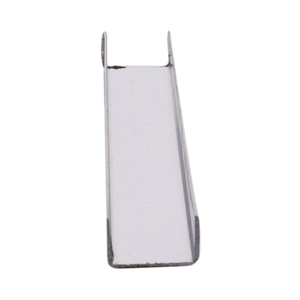 """CRL SS901 Stainless Steel 1/2"""" U-Channel"""