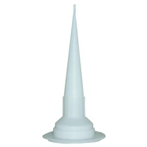 Irion-America 59-126 Tube Nozzle Pro White - pack of 10