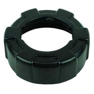 Irion-America 59-145 Aluminum Barrel Cap Black - pack of 10