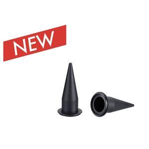 Irion-America 59-178 Tube Nozzle Pro Black Black - pack of 10