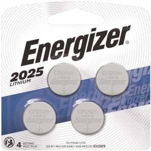 Energizer 2025BP-4 Lithium Coin Cell