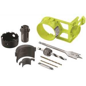 Techtronic Industries Co. A99DLK5 RYOBI Wood Door Lock Installation Kit