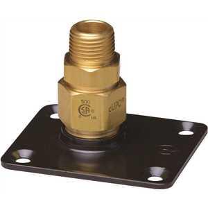 OMEGA FLEX FGP-RFG-500 1/2 in. Brass AutoFlare Flange Fitting