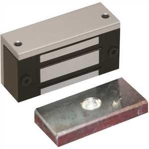 BEA 10MAGLIFELOCK9 Maglife Series Aluminum Door/Frame Mount Electromagnetic Cabinet Door Lock