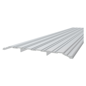 "8"" Aluminum Commercial Saddle Threshold - 36"" Length"