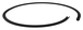 """CRL AS146696 96"""" Flexible Flocked Rubber Glass Run Channel for 1969-1971 Chevy II, Chevelle, Tempest and F-85 Olds"""