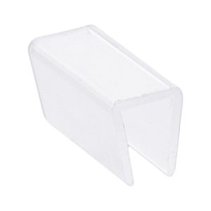 CRL D655 Translucent Plastic Top Guide
