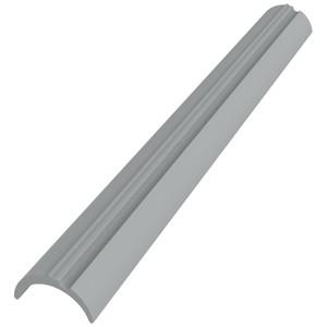 """CRL GS111C Gray 1/2"""" Wide Glazing Spline - 100' Roll"""