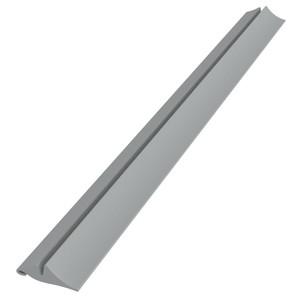 CRL GS112C Gray Glazing Spline - 100' Roll