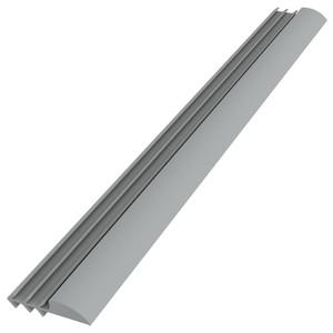CRL GS301C Gray Universal Glazing Spline - 100' Roll