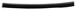 CRL SFV335C Black Universal Roll-In Store Front Vinyl - 100' Roll