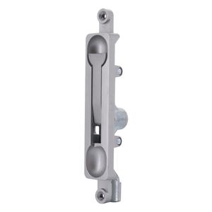 """CRL DL2210A14 Aluminum 1/4"""" Offset Flush Bolt"""