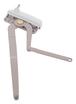 Truth EP24022 White Right Hand Dual Arm Maxim Casement Operator