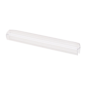 "CRL P375HWS Soft Fin 'H' Wipe for 3/8"" Glass"
