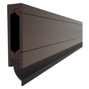 "CRL BW04222 Bronze Anodized 42"" Entrance Door Sweep"