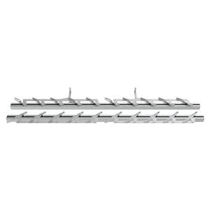 "CRL JSH36 36"" Jalousie Strip Hardware - 10 Blades"