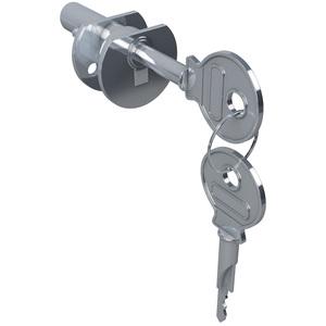 CRL D802CKA Chrome Keyed Alike Universal Plunger Lock