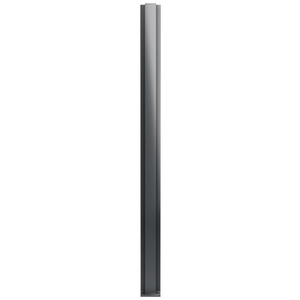 "CRL D990A30C Satin Anodized 30"" Center Design Series Partition Post"