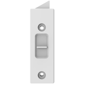 White Fiberlux 85 Series Tilt Latch