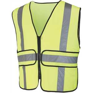 HDX HDX46500-O High-Visibility Reflective Adjustable Safety Vest
