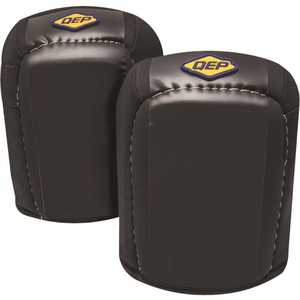 QEP 79639 Ultra-Fit Neoprene Knee Pads with Anti-Slip Protection and Pen Storage