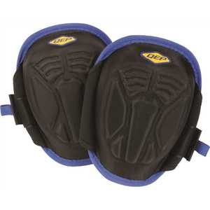QEP 79642 F3 Stabilizer Knee Pads with Memory Foam, Gel Cushion and Neoprene Fabric Liner