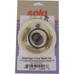 SOLO INC 06 10 406-K Repair Kit Diaphragm Pump (475, 485, 473-D, 473-ECS)