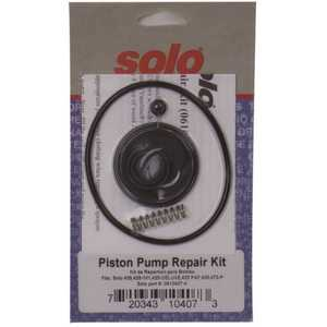 SOLO INC 06 10 407-K Repair Kit Piston Pump for 425, 435, 473-P
