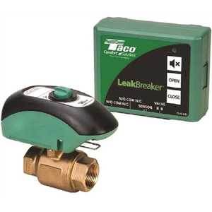 Taco LB-075-H-1LF Leakbreaker 3/4 in. NPT Shut-Off Valve for Water Heater