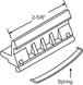 Brixwell 50-768 Black Plastic Sliding Window Lock and Handle