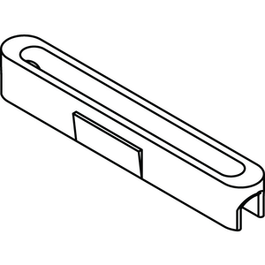 Brixwell 850-8771719 Cylinder Key Plug Gray plastic Insert