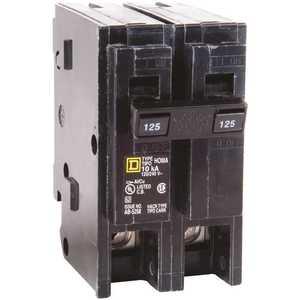 Square D HOM2125CP Homeline 125 Amp 2-Pole Circuit Breaker